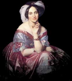 Lady by Ingres