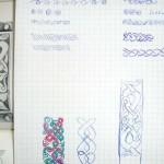 Ausgewählte Musterelemente